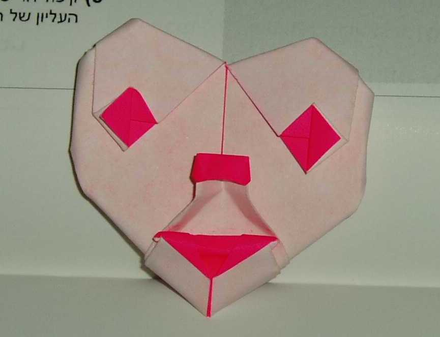 FK_1943] Jeremy Shafer Origami Diagrams | 663x865