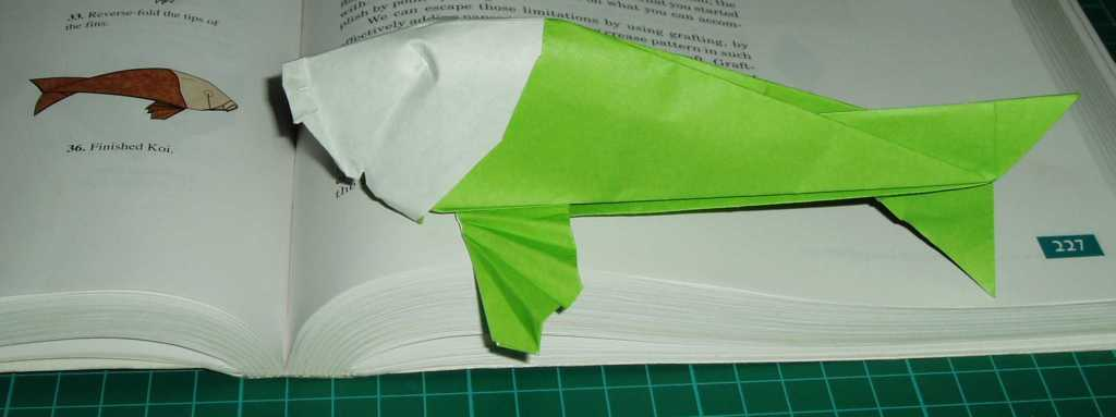 Book Origami Design Secrets